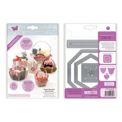 Tonic Studios Die - Dimensions Basket Beautiful Base set